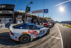 #33 Riley Motorsports SRT Viper GT3-R: Ben Keating, Jeroen Bleekemolen, Sebastiaan Bleekemolen, Emma