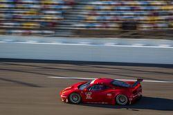 #62 Risi Competizione Ferrari F458 Italia: Matteo Malucelli, Giancarlo Fisichella, Gianmaria Bruni,
