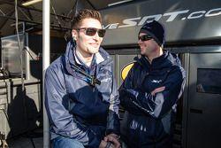 Kuno Wittmer et Rob Bell
