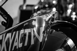 SpeedSource马自达车队,马自达车体细节