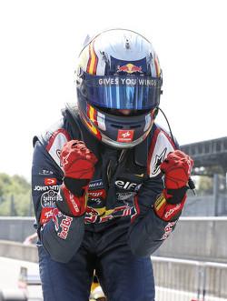 Vainqueur: Carlos Sainz Jr.