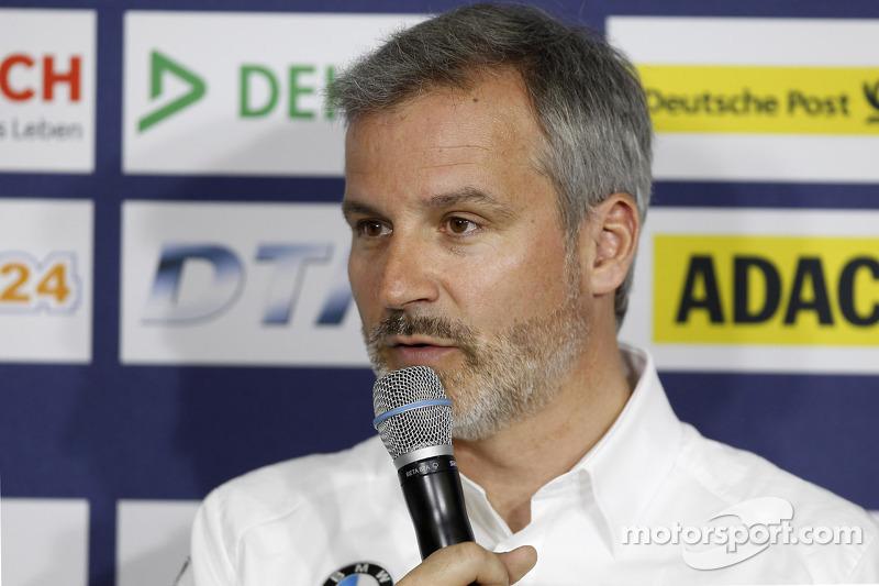 Jens Marquardt, direttore di BMW Motorsport