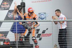 Vainqueur: Marc Marquez