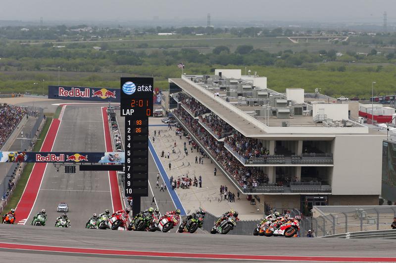 #1 GP des Amériques 2014 - Austin