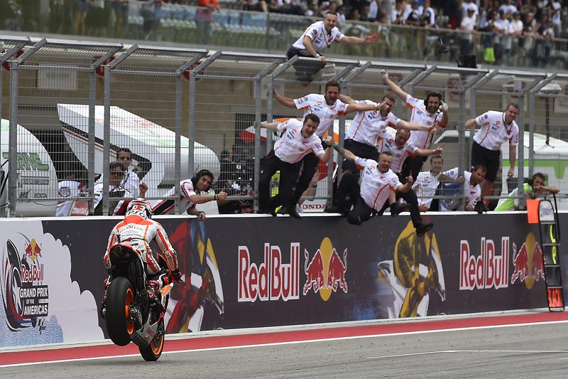 2014 - Marc Marquez, Honda
