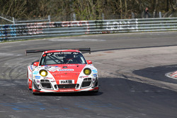 Patrick Pilet, Patrick Huisman, Sabine Schmitz, Klaus Abbelen, Frikadelli Racing Team, Porsche 911 G