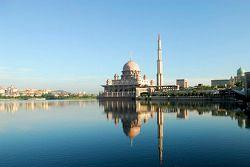 Panorama cittadino di Putrajaya