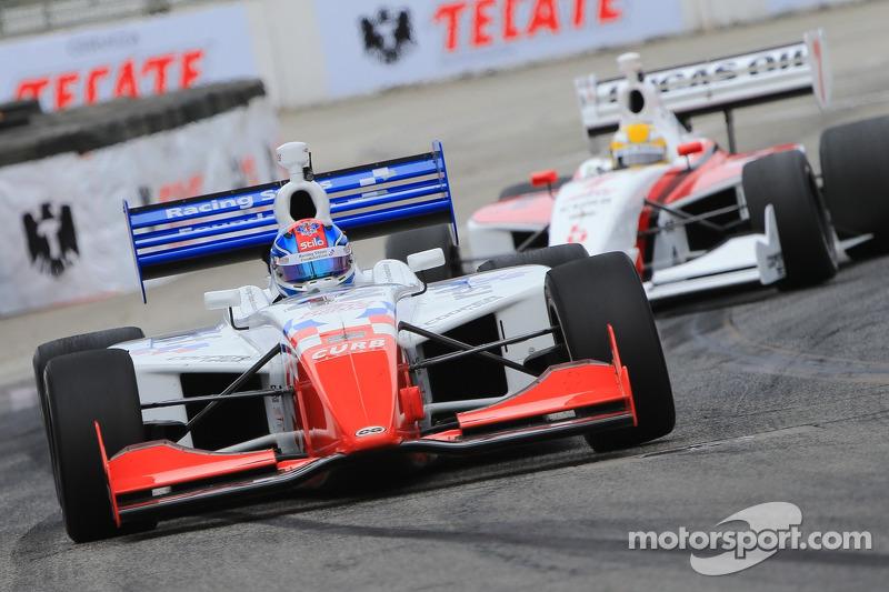 Jack Harvey, Schmidt Peterson Motorsports