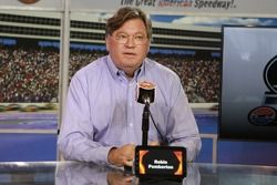 Robin Pemberton, Vice President for competition, NASCAR