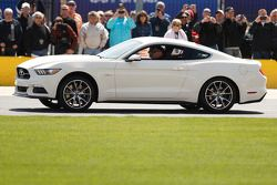 Ford Motor Company's 50th anniversary celebration of Mustang