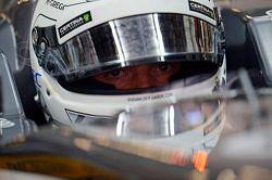 Giedo van der Garde, Sauber C33, Testfahrer