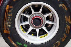 Vorderradbremse: Ferrari F14-T