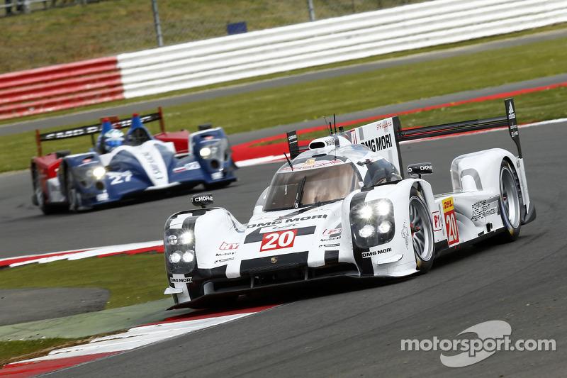 2014 - WEC chez Porsche