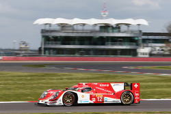 #12 Rebellion Racing Lola B12/60 Coupe - Toyota: Nicolas Prost, Nick Heidfeld, Mathias Beche