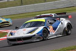 #53 RAM Racing Ferrari F458 Italia: Johnny Mowlem, Mark Patterson, Ben Collins