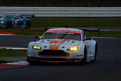 #95 Aston Martin Racing Aston Martin Vantage V8: Kristian Poulsen, David Heinemeir Hansson, Nicki Th