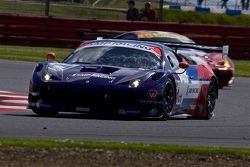 #71 SMP Racing Ferrari F458 Italia GT3: Kiriil Ladygin, Aleksey Basov, Luca Persiani