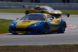 #96 Team Ukraine Ferrari F458 Italia GT3: Andriy Kruglyk, Sergii Chukanov, Alessandro Pier Guidi