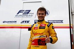 Pole Race 1, Tom Blomqvist