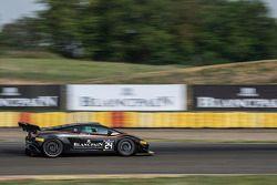 #24 Blancpain Racing 兰博基尼 FLII: 马克·海耶克, 彼得·考克斯