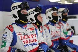 Toyota equipe