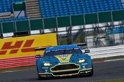#99 阿斯顿马丁车队 阿斯顿马丁 Vantage V8: 阿历克斯·麦克道尔, 欧阳若曦, 费尔南多·里斯