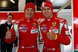 Pole GTE Pro Sınıfı: Toni Vilander, Gianmaria Bruni