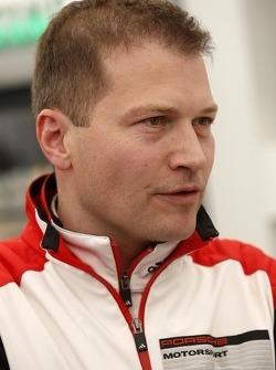 Andreas Seidl, Chefe de equipe da Porsche
