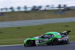 #78 Team Russia By Barwell 宝马 Z4 GT3: 乔纳森·科克尔