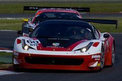 #60 Formula Racing Ferrari F458 Italia GT3: Jan Magnussen, Johnny Laursen, Mikkel Mac Jensen