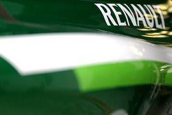 Renault Sport e Caterham F1 Team