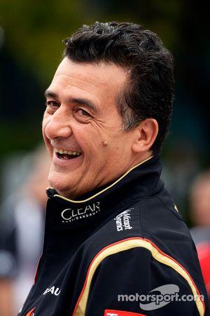 Federico Gastaldi, Lotus F1, Stellvertretender Teamchef