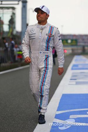 Valtteri Bottas, Williams.