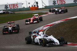 Valtteri Bottas, Williams FW36.