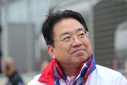 Yoshiaki Kinoshita, Toyota Presidente da equipe