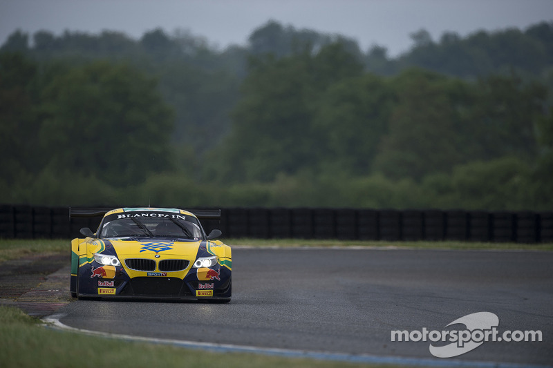 #0 BMW Sports Trophy Team Brasil BMW Z4: Sergio Jimenez, Caca Bueno