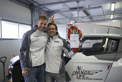 Happy Easter - Niki Mayr-Melnhof, Markus Winkelhock