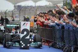 2. Nico Rosberg, Mercedes AMG F1 W05