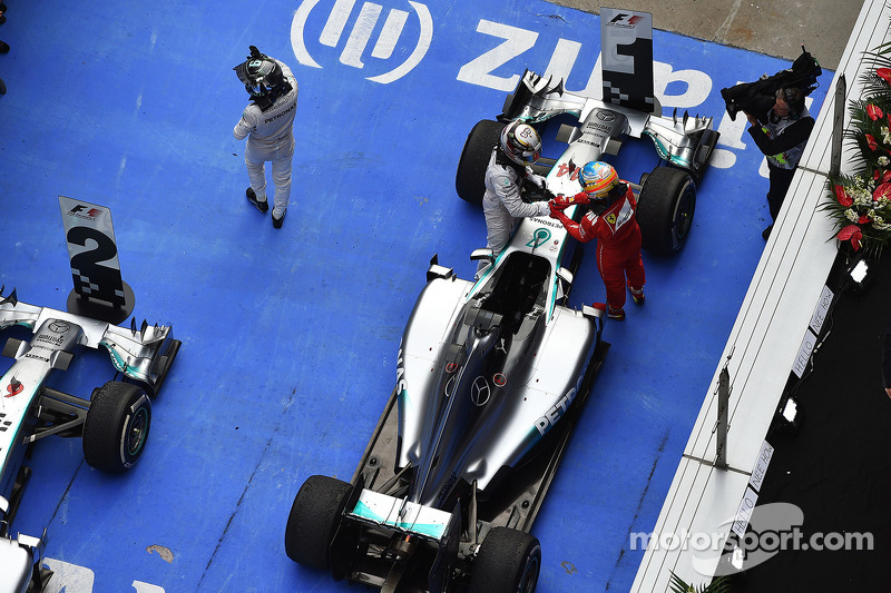 25- GP da China 2014, Mercedes