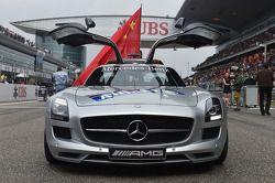 FIA Safety Car no grid