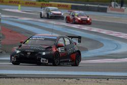 Norbert Michelisz, Honda Civic WTCC, Zengo Motorsport