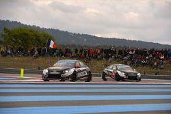 Gianni Morbidelli, Chevrolet RML Cruze TC1, ALL-INKL_COM Munnich Motorsport et René Münnich, Chevrolet RML Cruze TC1, ALL-INKL_COM Munnich Motorsport
