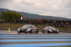 Gianni Morbidelli, Chevrolet RML Cruze TC1, ALL-INKL_COM Munnich Motorsport and René Münnich, Chevro