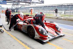 #12 Rebellion Racing Lola B12/60 - Toyota: Nicolas Prost, Mathias Beche, Nick Heidfeld