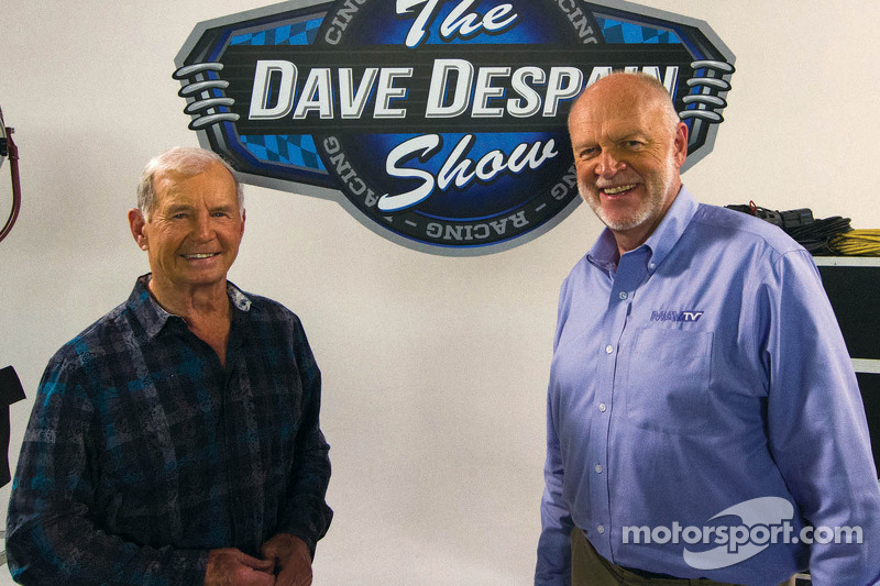 Dave Despain ve Parnelli Jones