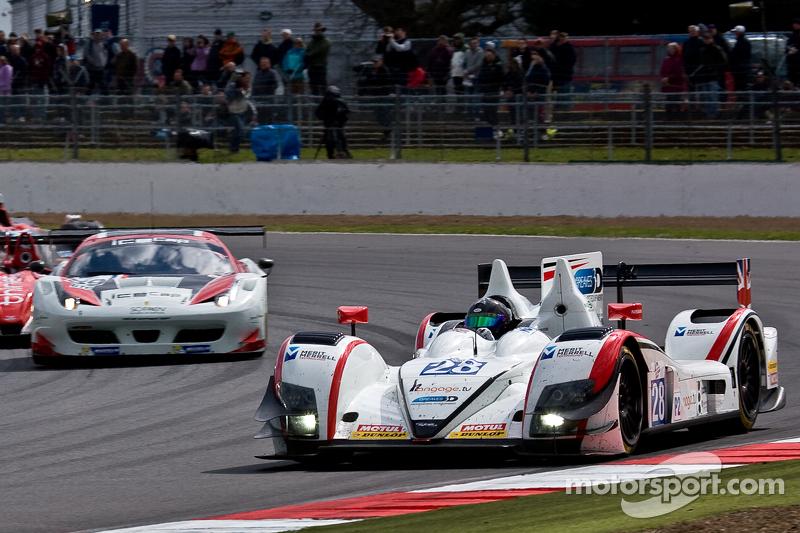 #28 Greaves Motorsport Zytek Z11SN 日产: 托尼·威尔斯, 詹姆斯·利特尔约翰, 琼·兰卡斯特