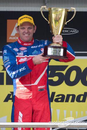 Racewinnaar Jason Bright, BOC Racing