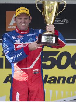 Race winner Jason Bright, BOC Racing