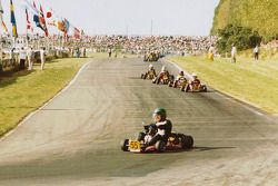 Terry Fullerton leads