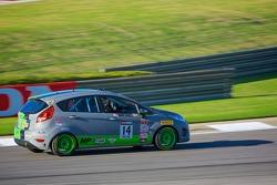 #14 Motorsports Development Group 福特嘉年华: 内森·斯塔西